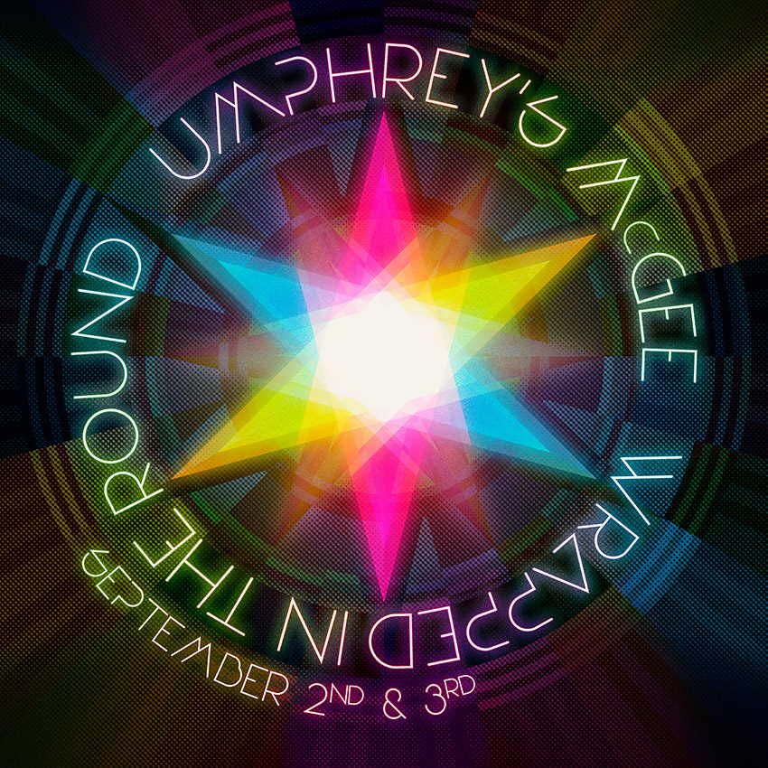 Umphrey's McGee Announces 'Wrapped In The Round' Livestreams