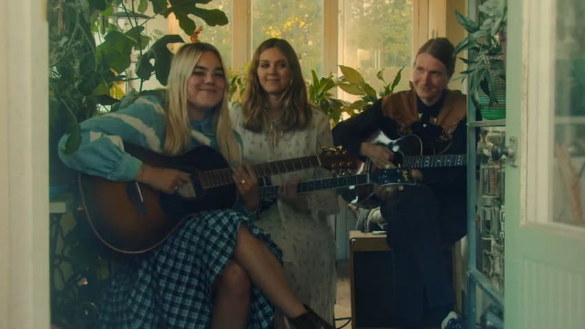 First Aid Kit Covers 'On The Road Again' For 'Fallon'