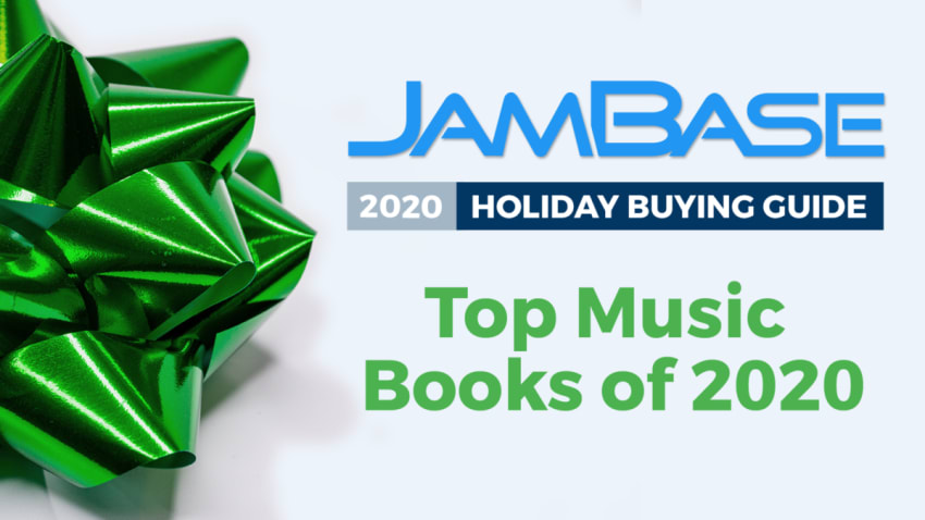 Top Music Books Of 2020
