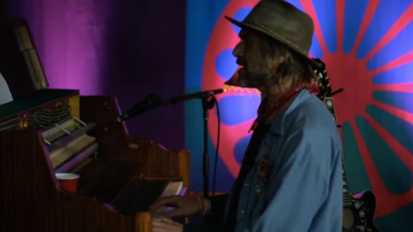 Todd Snider Covers Bob Dylan's 'All Along The Watchtower'
