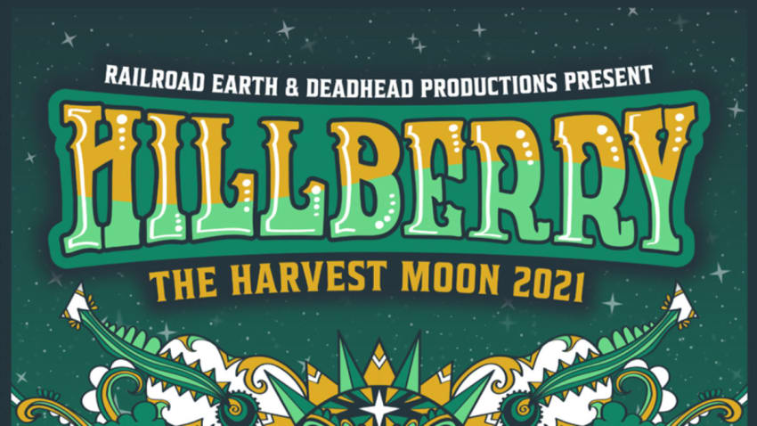 Hillberry: The Harvest Moon Expands 2021 Lineup With Greensky Bluegrass & More