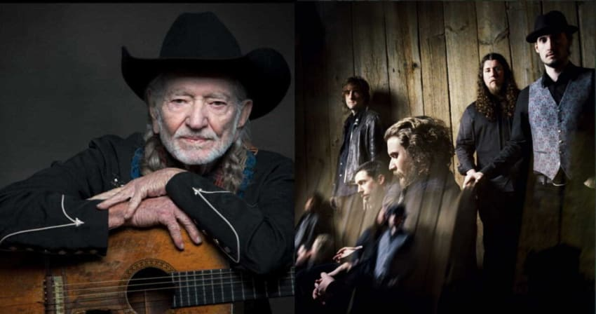 Willie Nelson, My Morning Jacket, Maggie Rogers & More To ...