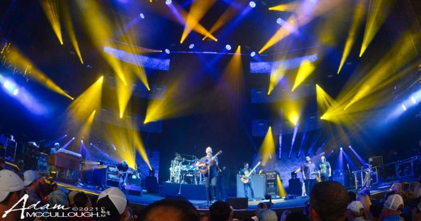 Dave Matthews Band Welcomes Branford Marsalis At 2021 Tour Opener In Raleigh