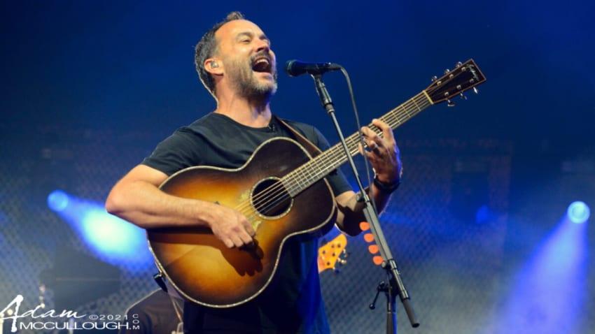 Dave Matthews Band Announces New COVID-19 Protocols For 2021 Tour