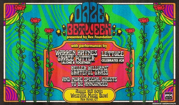 Warren Haynes, Grace Potter, Lettuce & More Aboard For Daze Between Concert In New Haven