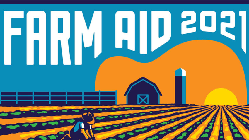 Neil Young Cancels Farm Aid Performance Due To COVID-19 Concerns