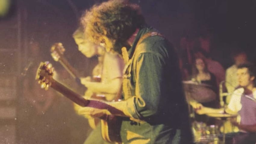 Hear The Grateful Dead Perform 'Playing In The Band' In 1971 At St. Louis' Fox Theatre