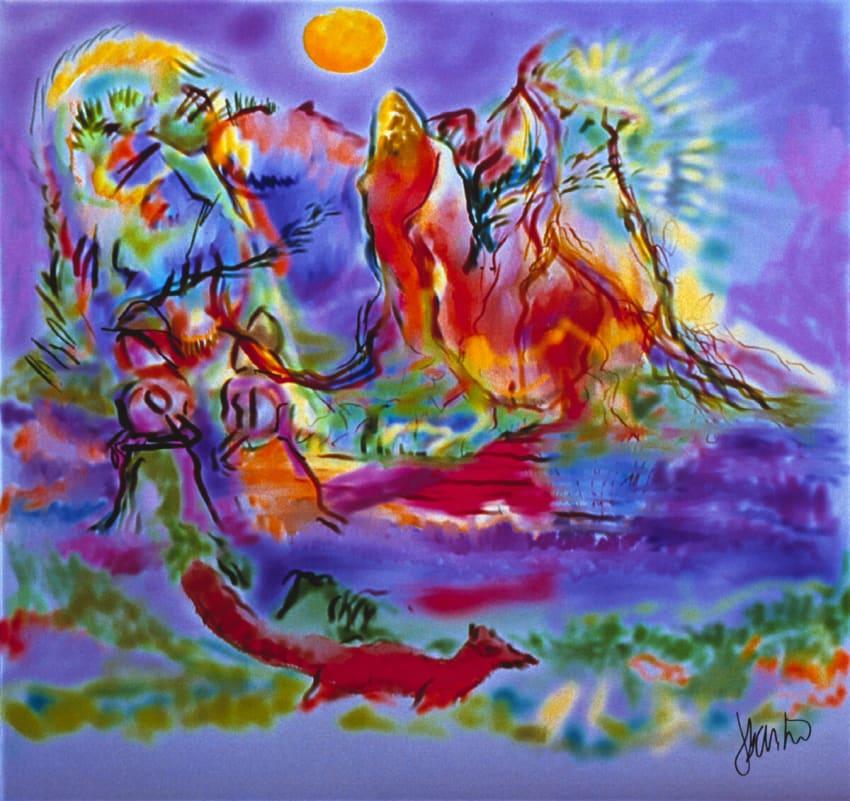 Jerry Garcia Family Announces Digital Art NFT Collection