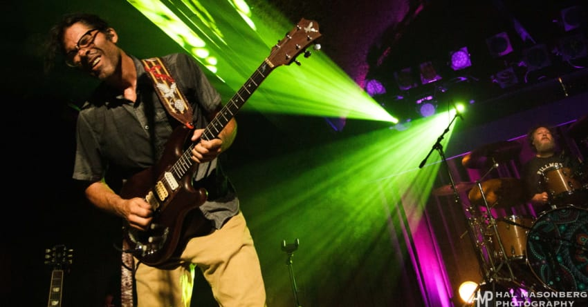 Jerry's Middle Finger Brings Phil Lesh's 'Mission Control' Bass To San Diego