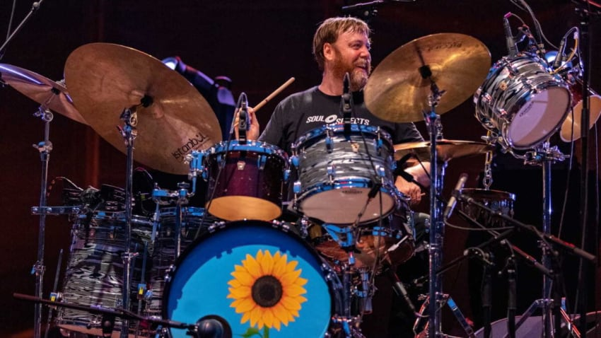 The Bogie Band Featuring Joe Russo Releases 'The Witnesses' Single