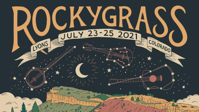 Mandolin Livestreams This Month: Rockygrass, Amy Winehouse Tribute, Guster & More