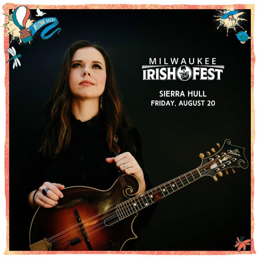 Milwaukee Irish Fest 2021: Sierra Hull, Molly Tuttle, Mile Twelve, Danny Burns & More