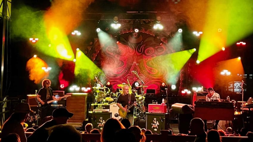 Gov't Mule Doubles Down On 'Brown Sugar' Covers In Delaware