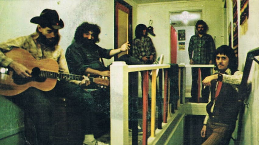 Jerry Garcia – Days Between Companions: Howard Wales