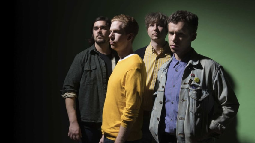 Parquet Courts Announce North American Tour 2022 & Share 'Black Widow Spider' Single
