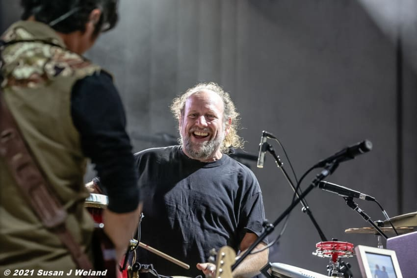 The String Cheese Incident Welcomes Peter Rowan At Greek Theatre