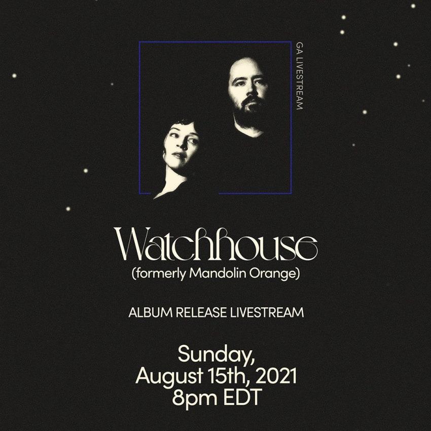 Mandolin Livestreams This Week: Watchhouse, Béla Fleck, UPROAR Hip-Hop Festival & More