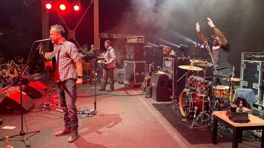 Dave Matthews Band's Carter Beauford & Stefan Lessard Return From COVID-19 Absence