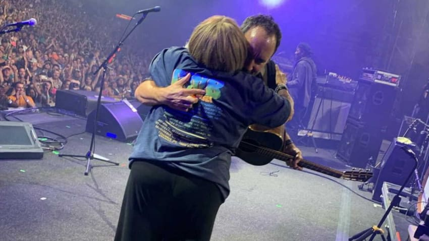 Dave Matthews Band Goes Without Carter Beauford & Stefan Lessard In Oregon