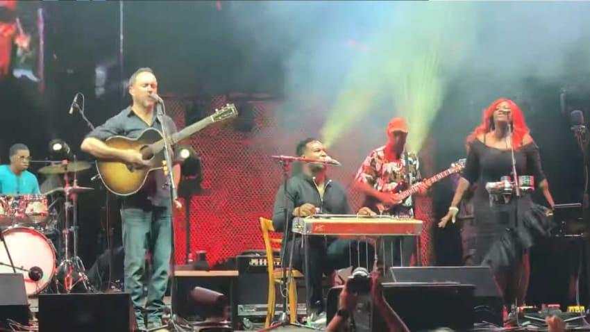 Dave Matthews Band Welcomes Mavis Staples, Robert Randolph & More At The Gorge Finale