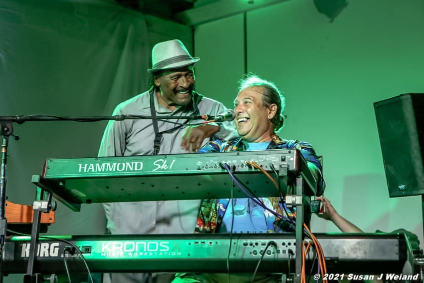 The Stinkfoot Orchestra Featuring Zappa Alum Napoleon Murphy Brock Makes Debut In San Jose