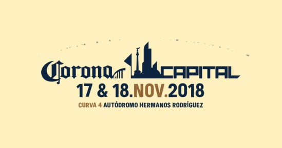 corona capital tickets 2018