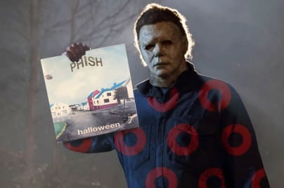 Phish Halloween 2020 Cover Phish Halloween Show Playbill Heralds Performance Of 'í rokk' By