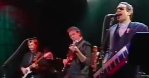 Steely Dan Boz Scaggs Perform Black Friday In 1993