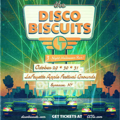 Concerts On Halloween 2020 The Disco Biscuits Announce Halloween Weekend Drive In Concerts