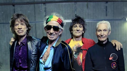 The Rolling Stones Postponed San Diego Ca May 8 2020 Sdccu Stadium