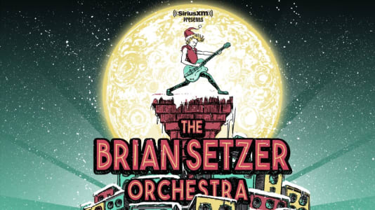 Brian Setzer Christmas Tour 2020 Setlist Brian Setzer Orchestra Setlist   Portland, OR   Dec 27, 2017
