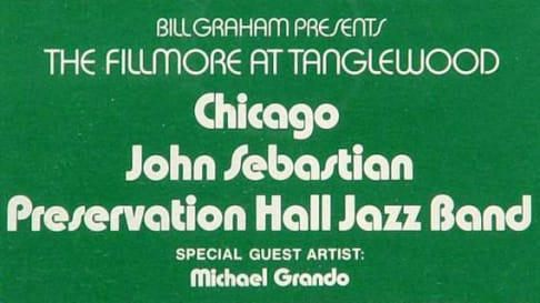 Full Show Friday Chicago Live At Tanglewood 1970