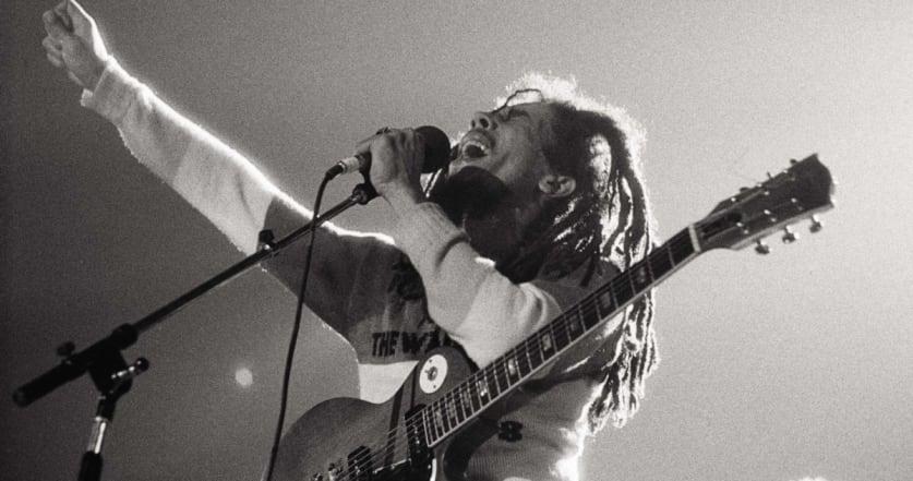 Happy 75th Birthday Bob Marley