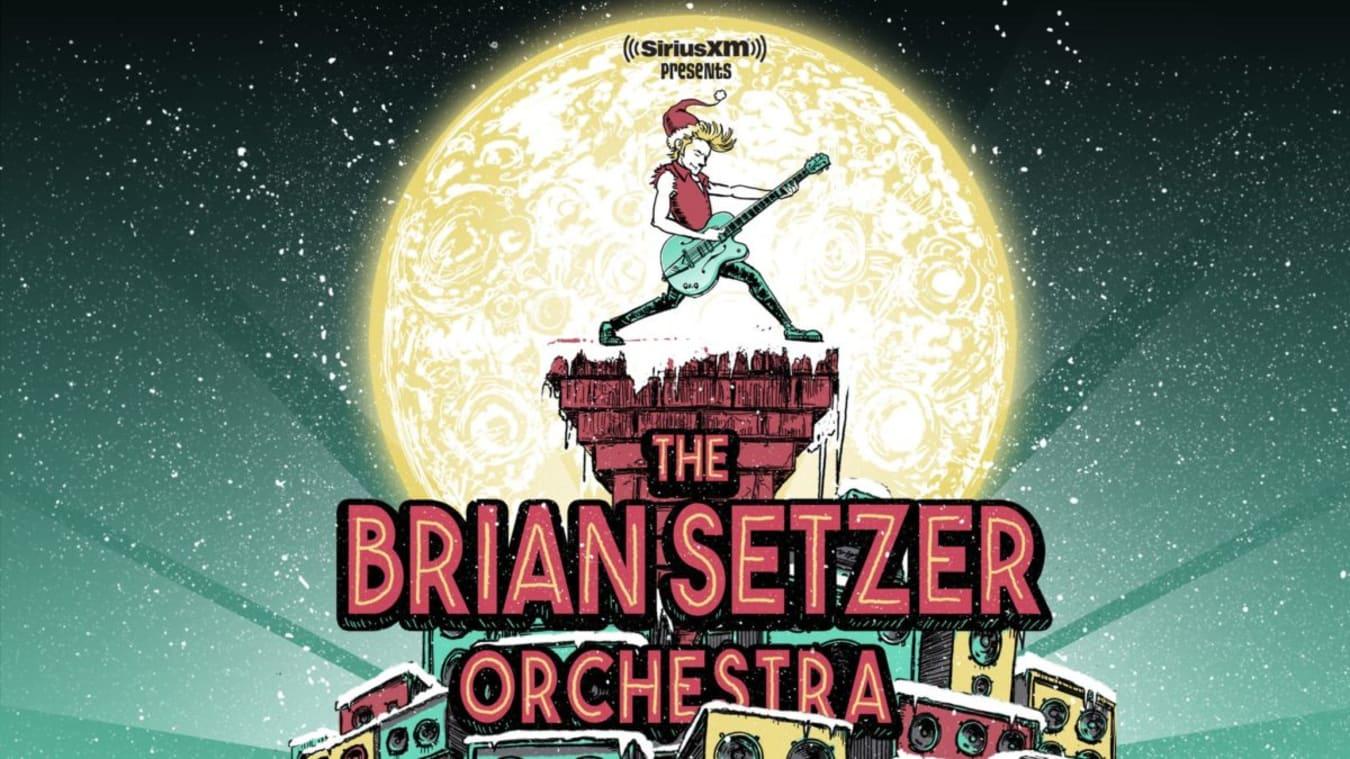 Brian Setzer Christmas Tour 2020 Setlist Brian Setzer Orchestra Setlist   Mashantucket, CT   Nov 23, 2018