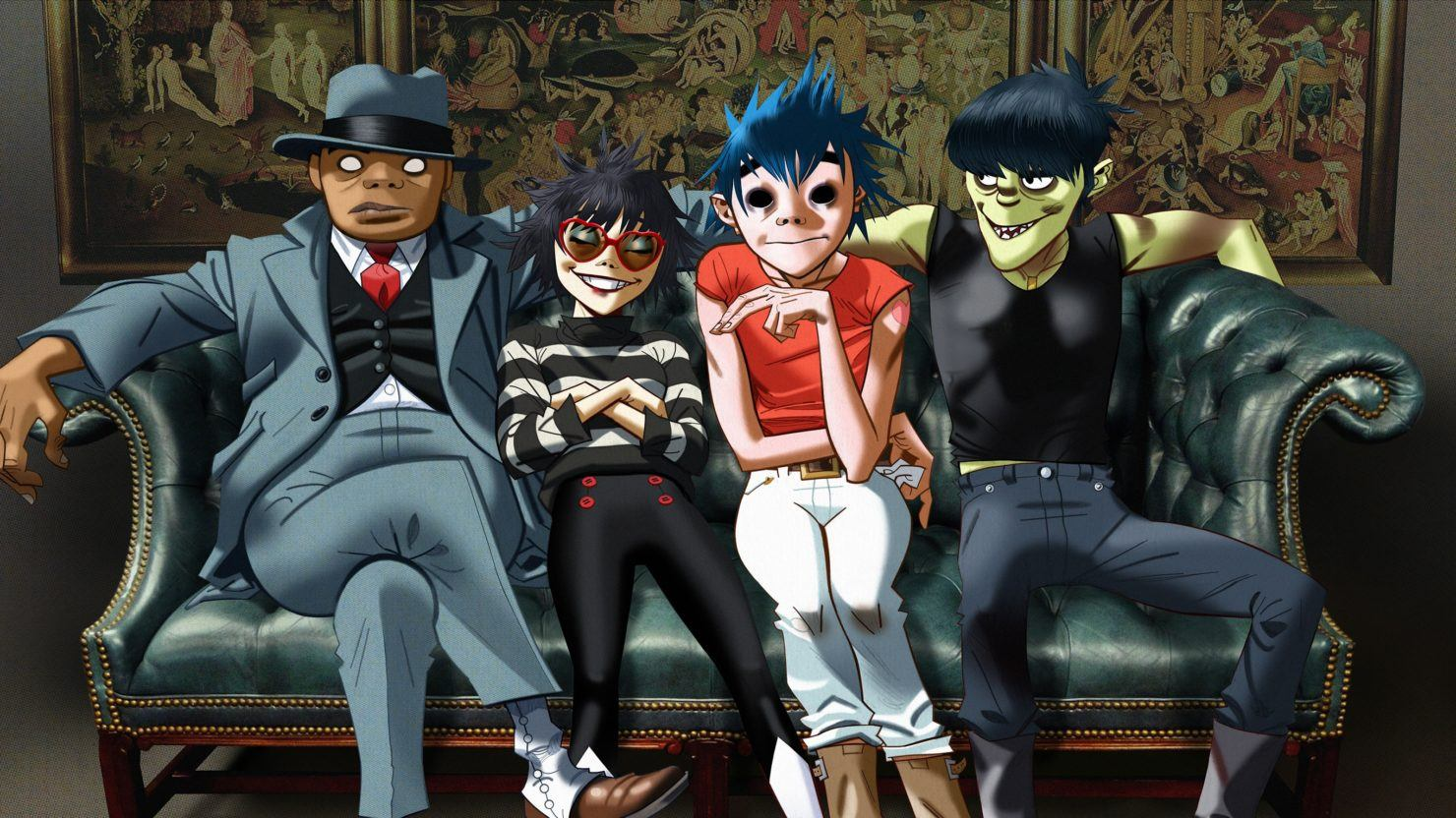 Gorillaz Tour 2020.Gorillaz Tour Dates And Concert Tickets