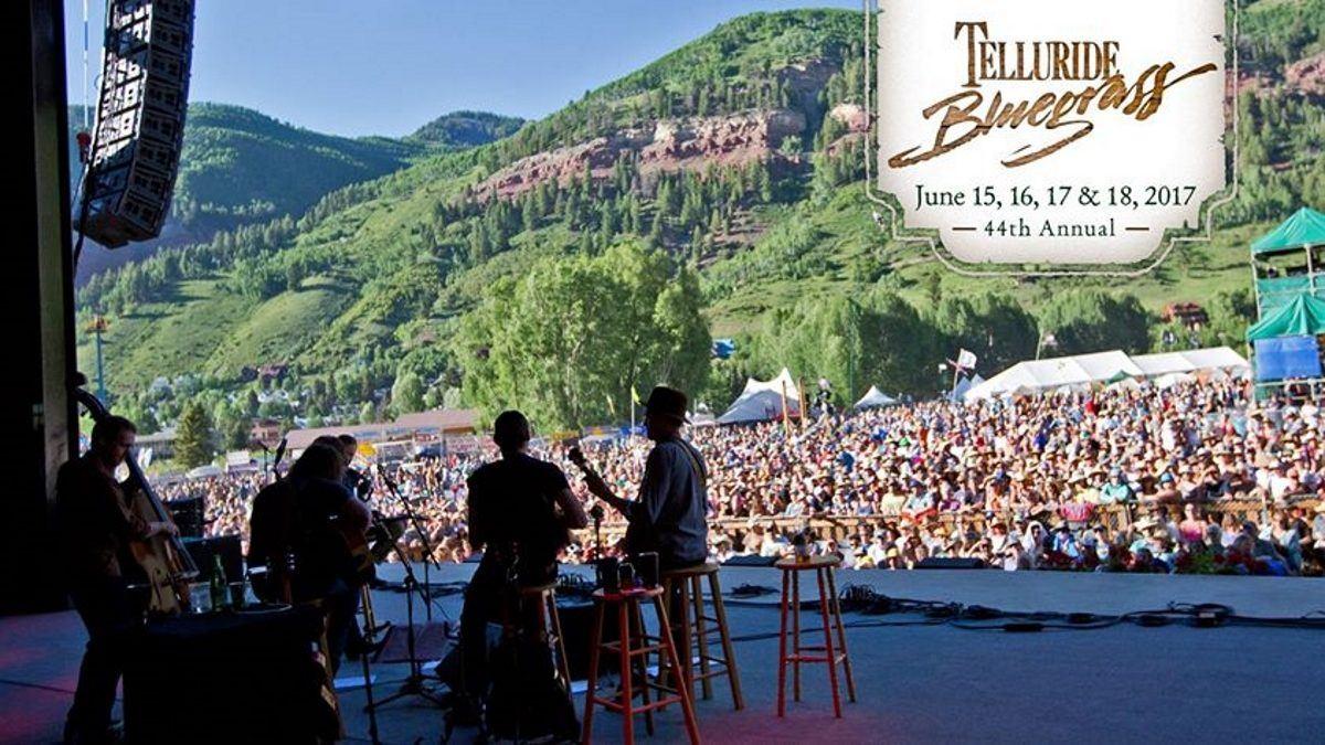Telluride Bluegrass Festival 2020.Telluride Bluegrass Festival Announces 2017 Lineup Additions
