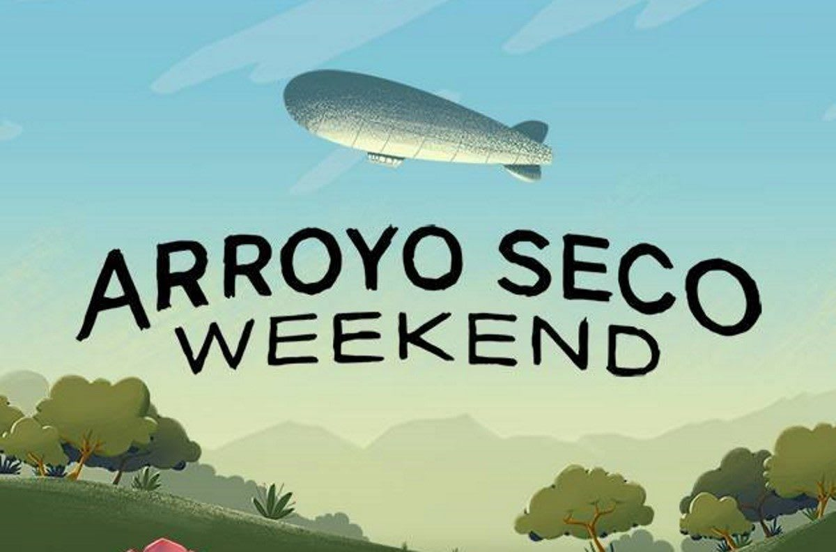 Arroyo Seco Music Festival 2020.Arroyo Seco Weekend Announces 2017 Lineup