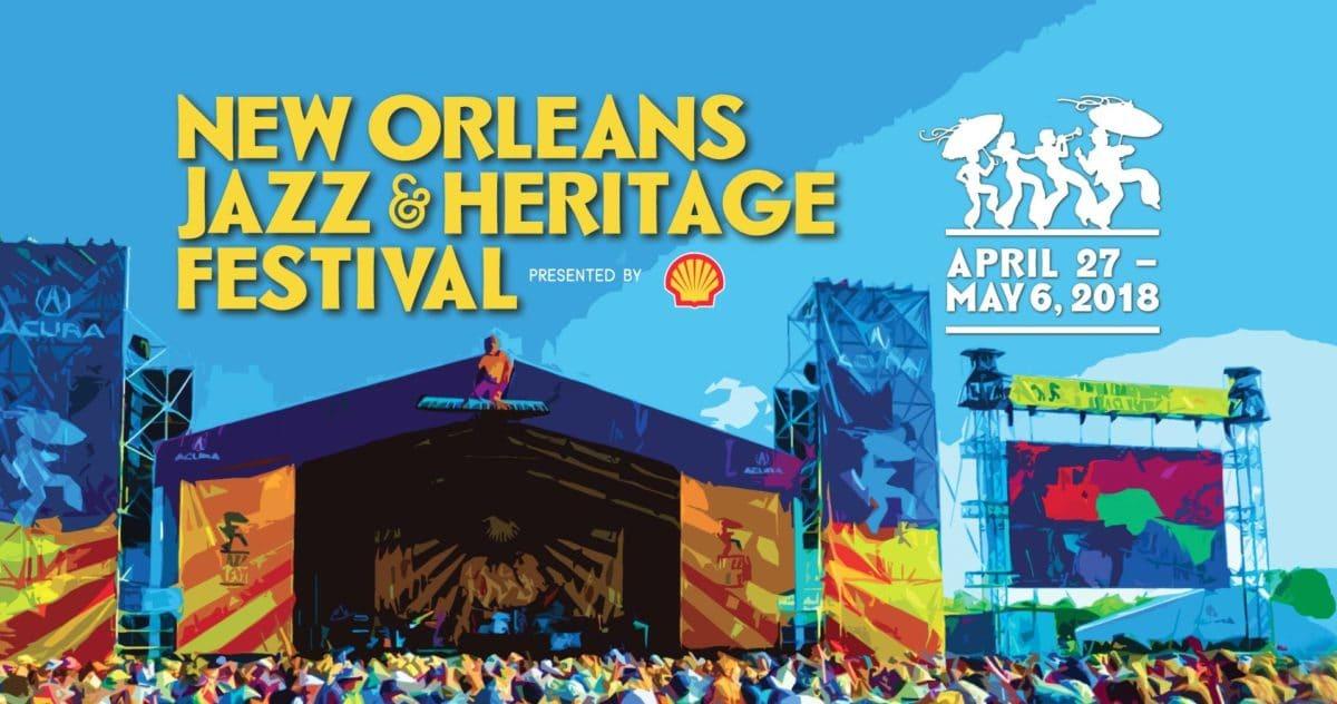 New Orleans Jazz Fest 2020 Lineup.New Orleans Jazz Heritage Festival Announces 2018 Lineup