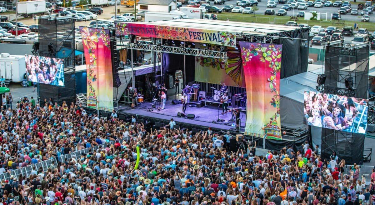 Levitate Music Festival 2020.Levitate Music Arts Festival 2019 Announces Live Stream