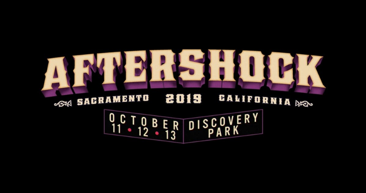 Aftershock Festival 2019 Lineup - Oct 11 - 13, 2019