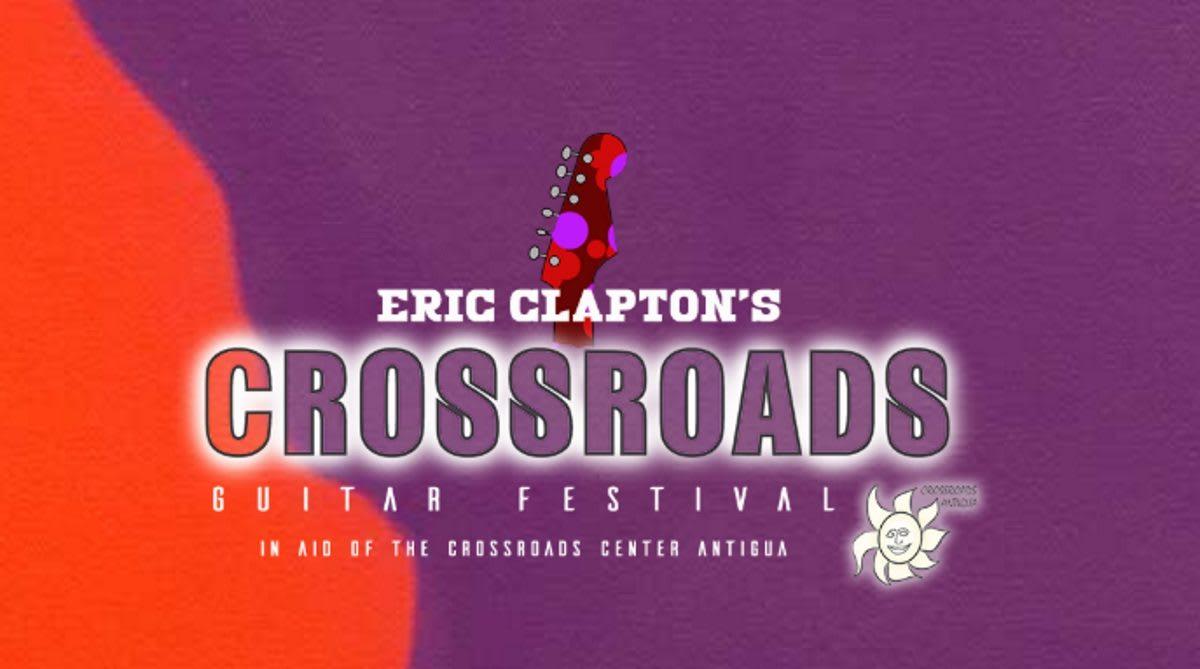 Eric Clapton Crossroads Guitar Festival 2020.Eric Clapton S Crossroads Guitar Festival 2019 Announces