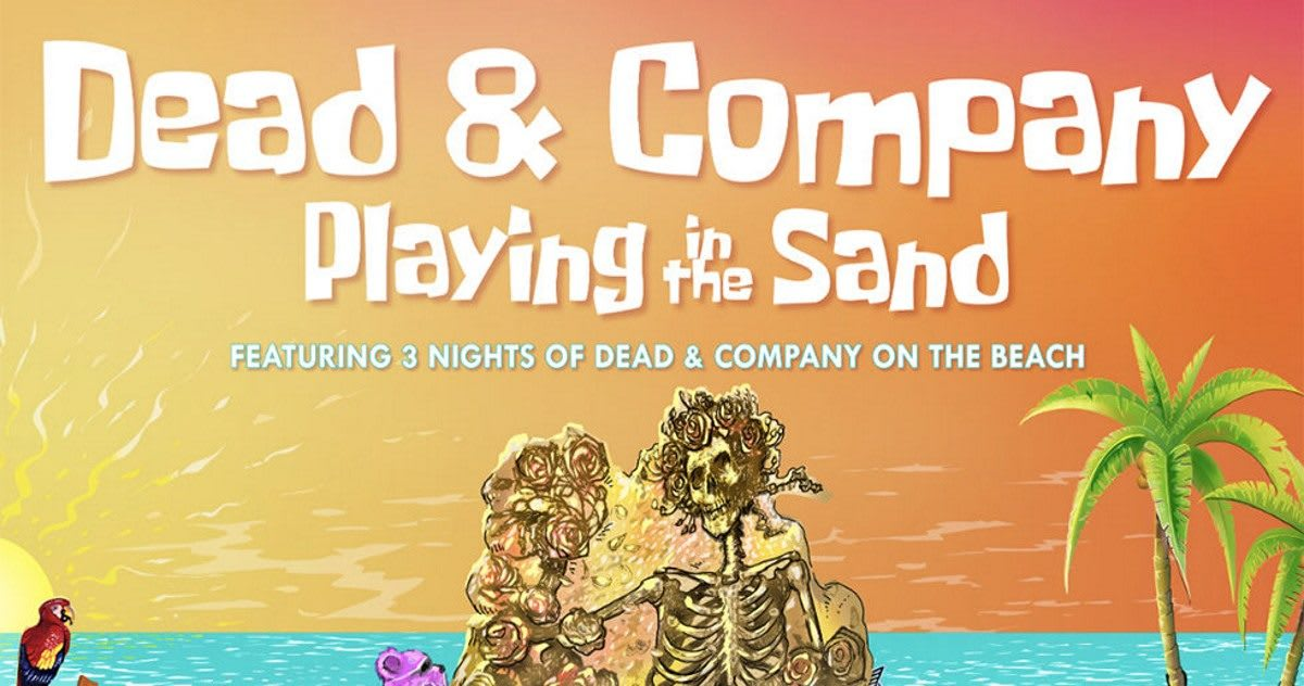 Civ 6 Spring Update 2020.Dead Company Confirms Playing In The Sand 2020 Lineup