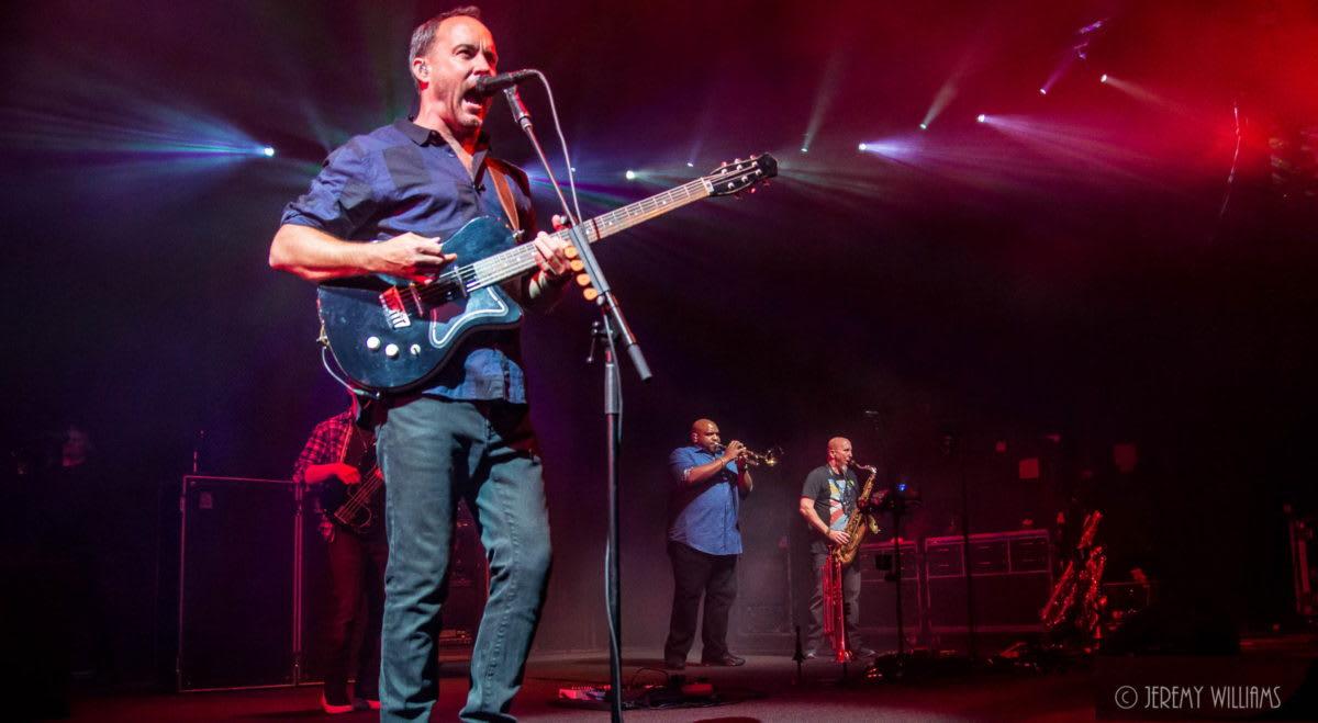 Dave Matthews Band Tour 2020.Dave Matthews Band Announces Australia 2020 Concerts