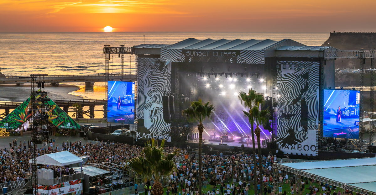 Sunset Music Festival 2020 Lineup.Kaaboo Del Mar Announces New San Diego Location 2020 Dates
