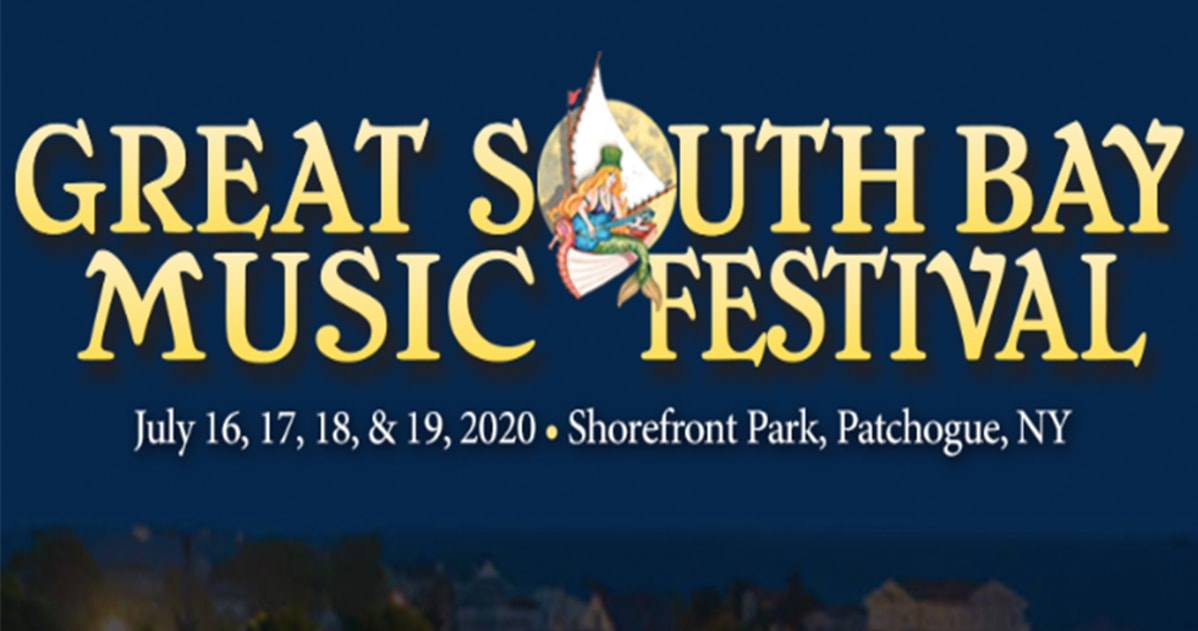 Great South Bay Music Festival 2020.Great South Bay Music Festival 2020 Lineup Tickets Jul