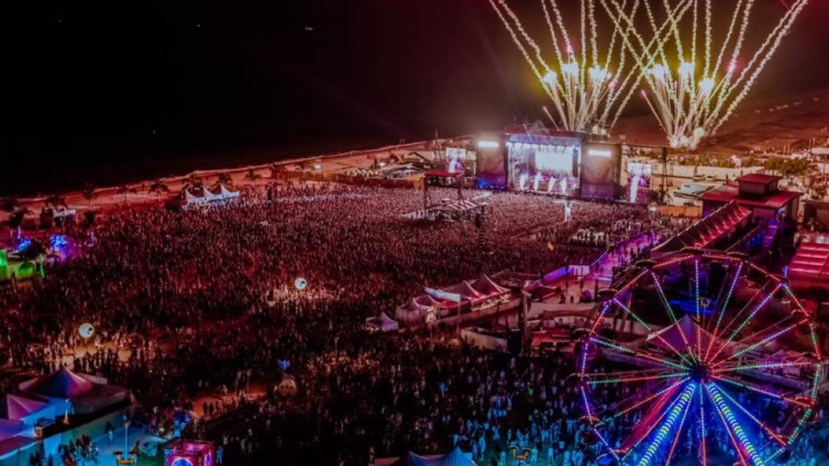 Hangout Music Festival 2020.Hangout Music Festival Confirms 2020 Lineup