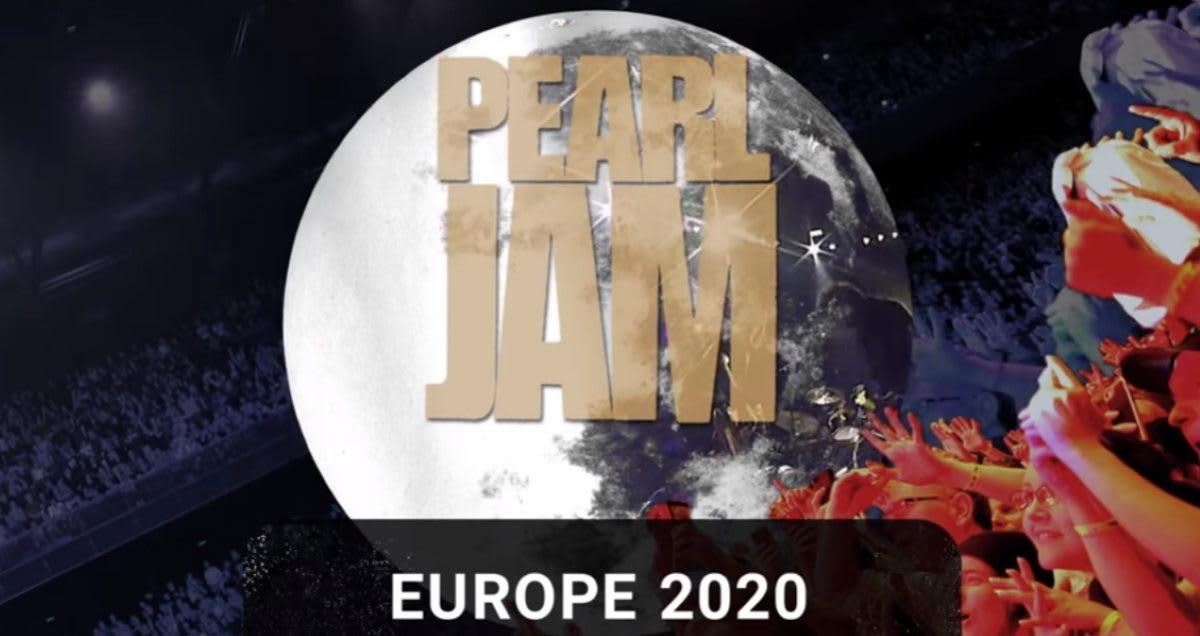 Phish Summer Tour 2020.Pearl Jam Announces Summer Tour 2020