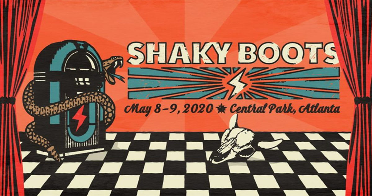Dierks Bentley Tour 2020.Shaky Boots Returns In 2020 With Brandi Carlile Dierks