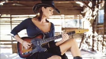 Terri Clark and Angie Keilhauer