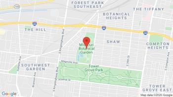 Missouri Botanical Gardens Tickets Events 2020 St Louis Mo